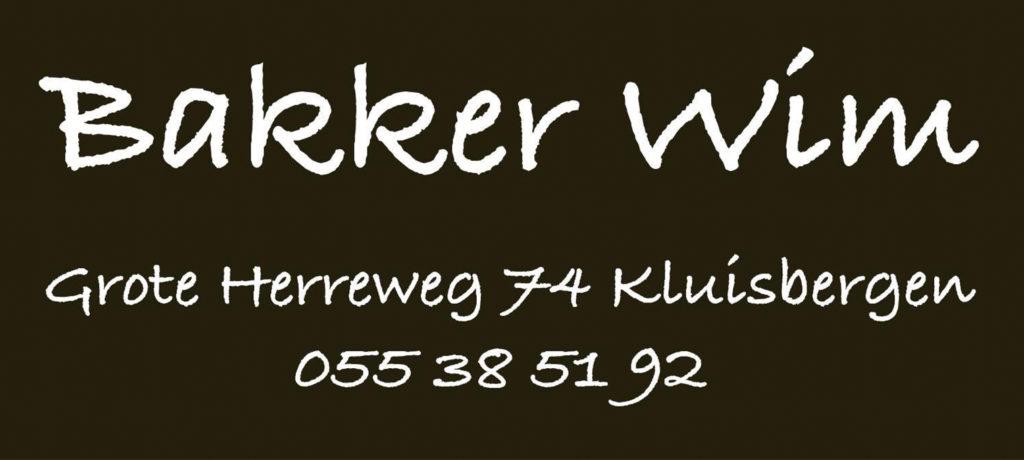BAKKER WIM