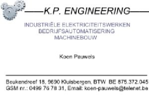 KP ENGINEERING