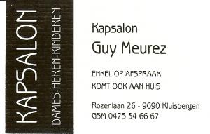 Logo Guy Meurez